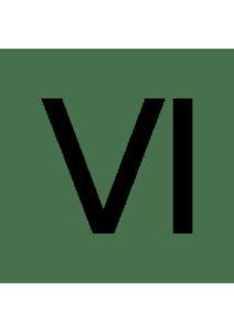 6 in Roman Numerals pdf